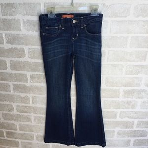 Old Navy size 10 slim flare stretch jeans